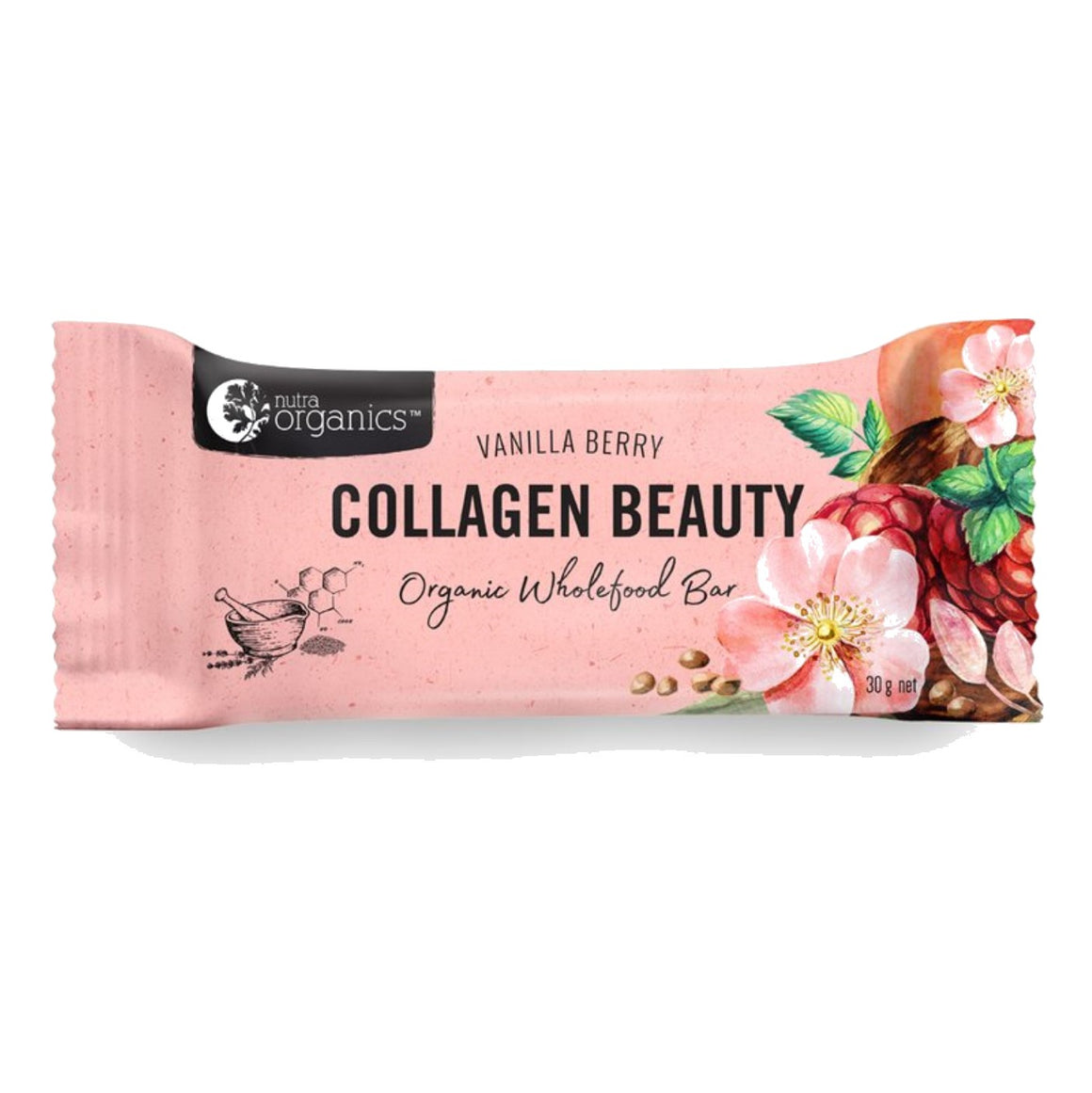 Nutra Collagen Beauty Wholefood Bar