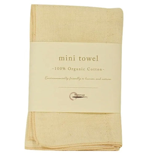Organic Cotton Mini Towel