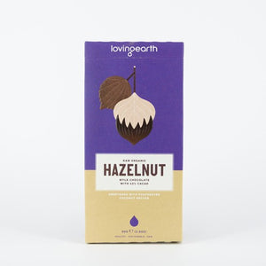 Hazelnut Mylk Chocolate 80g
