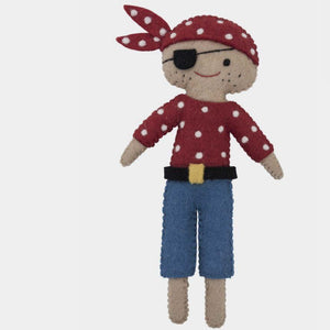 Pashom Pirate Doll