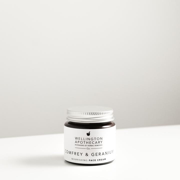 Wellington Apothecary Comfrey & Geranium Cream 60ml