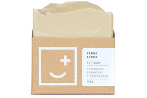 Fair & Square Terra Firma Soap