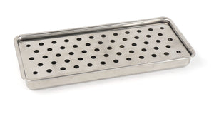 Stainless Steel Soap Dish - Large