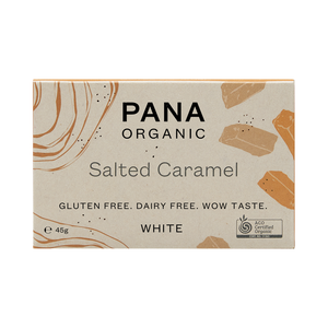 Pana White Chocolate Salted Caramel