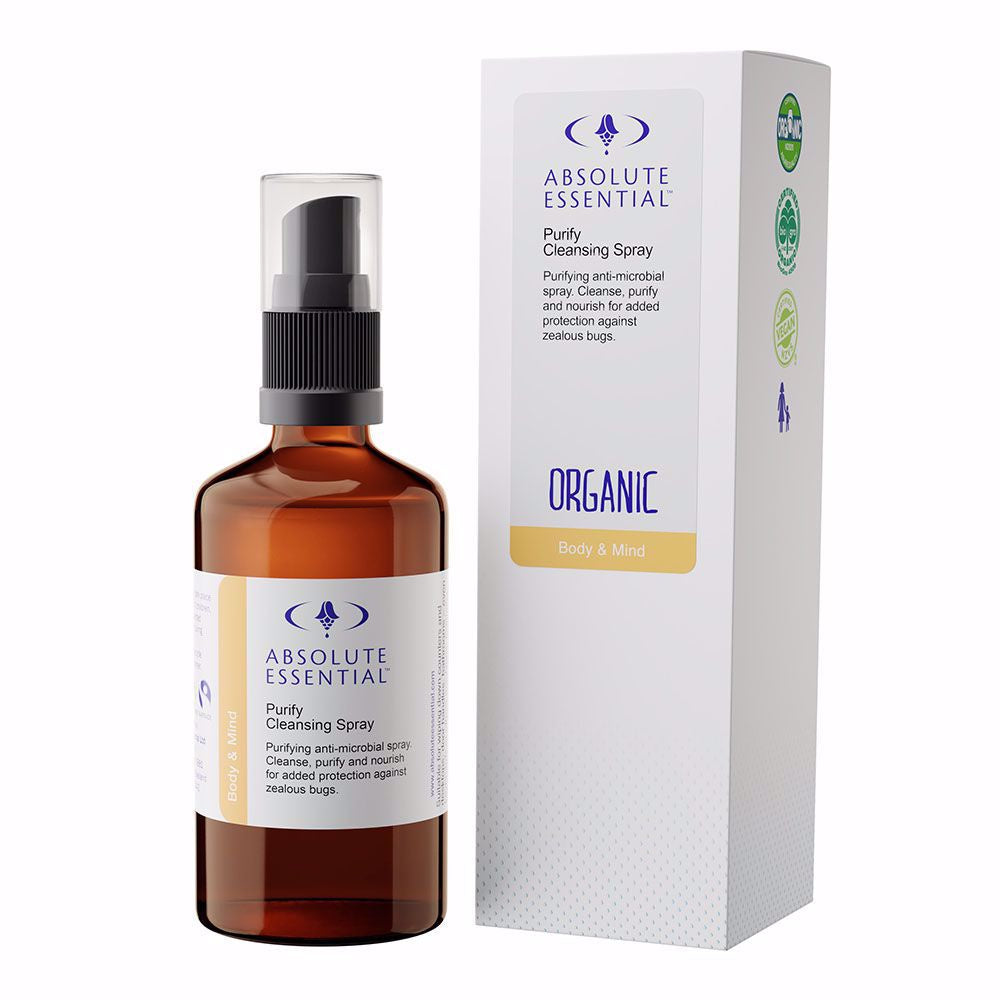 Purify Cleansing Spray (Organic)