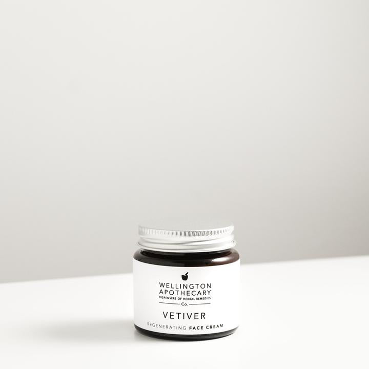 Wellington Apothecary Vetiver Face Cream