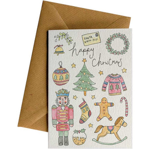 Little Difference Gift Card - Happy Christmas Toys