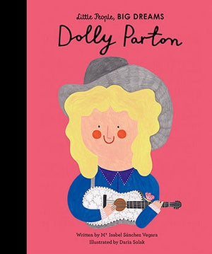 Little People Big Dreams - Dolly Parton