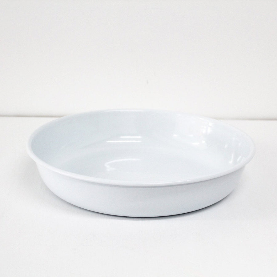 Enamel Serving Bowl 30cm