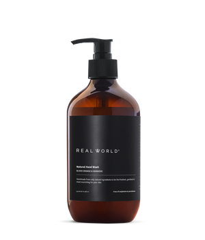 Real World Natural Body Wash