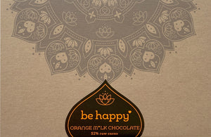 Be Happy - Dairy Free Chocolate