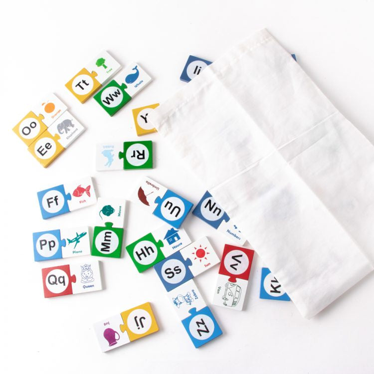 Alphabet Matching Set