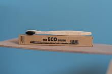 The Eco Brush Bamboo Toothbrush