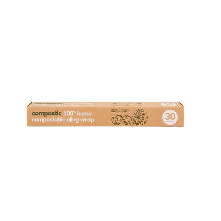 Compostic Home Compostable Cling Film