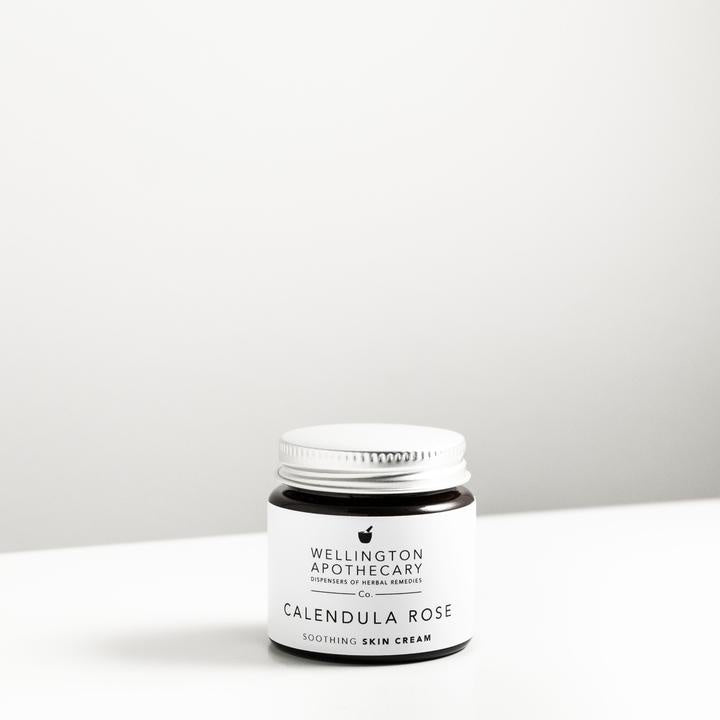 Wellington Apothecary Calendula Rose Cream 60ml