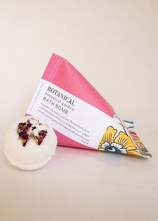 Botanical Bath Bomb - Botanical Garden