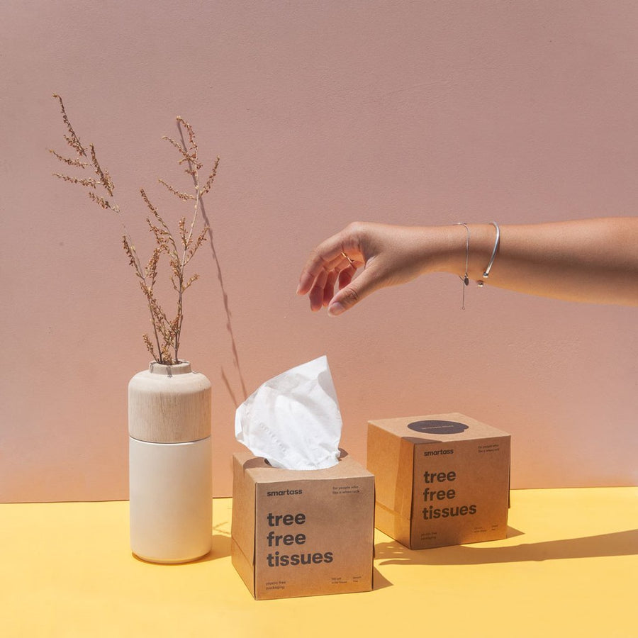 Tree Free Tissues