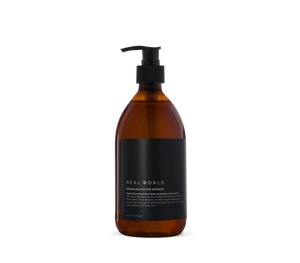 Real World Natural Hand Wash - Sandalwood & Rose Geranium