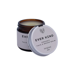 Everkind Organic Face & Beard Balm