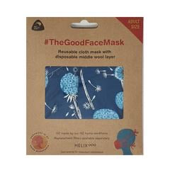 Munch Fabric Face Mask