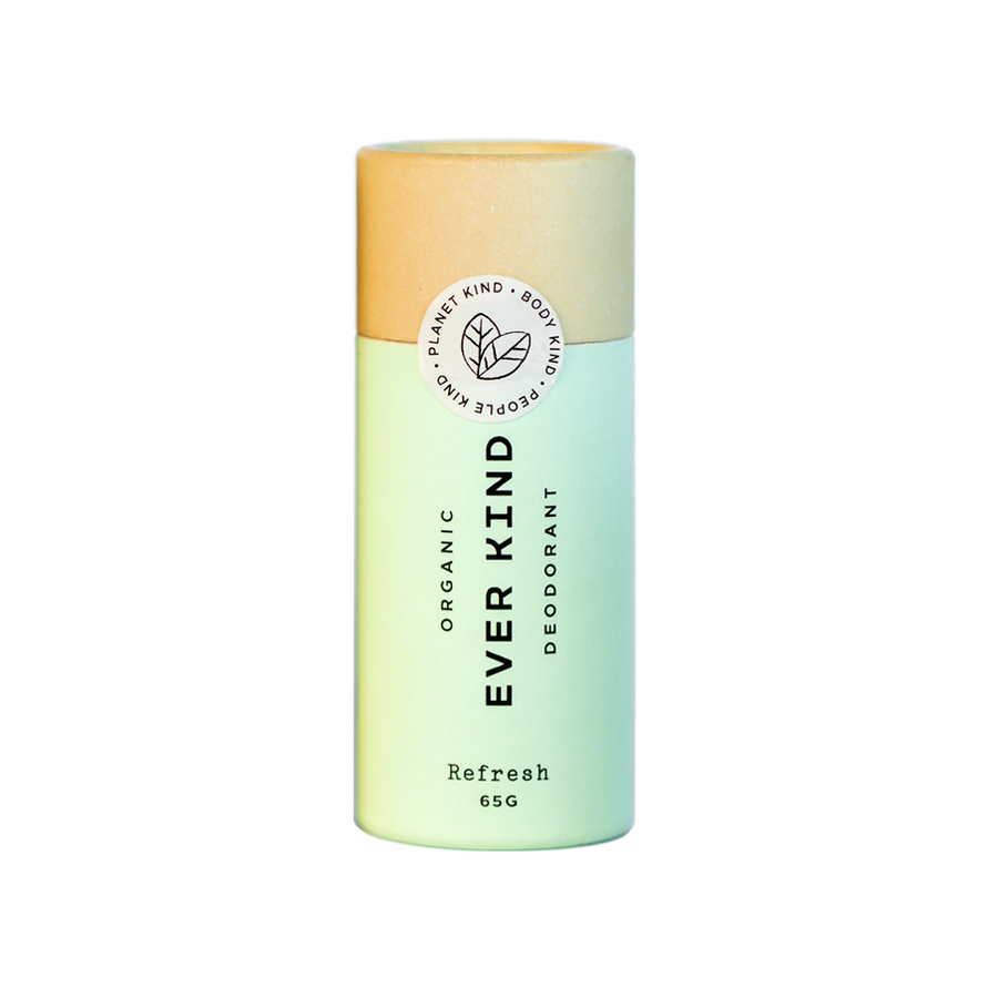 Everkind Organic Deodorant Eco Stick - Refresh