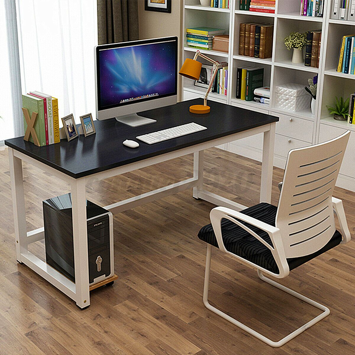 Sturdy Computer Desk Home Office Furniture