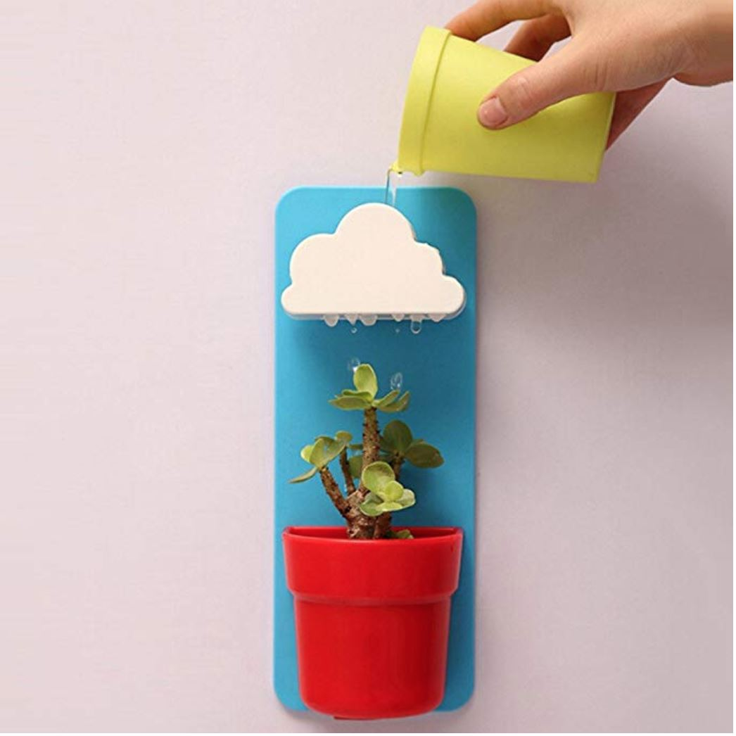 Raining Cloud Hanging Plant Flower Pot Urban Pronto