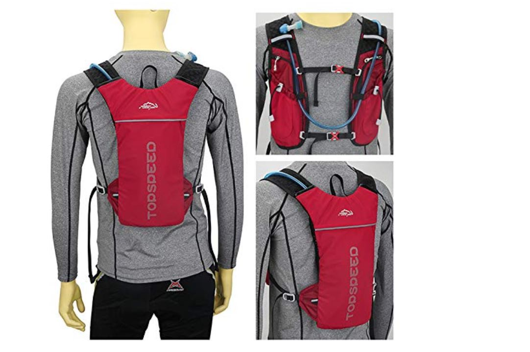 Water Resistant Hydration Backpack Urban Pronto