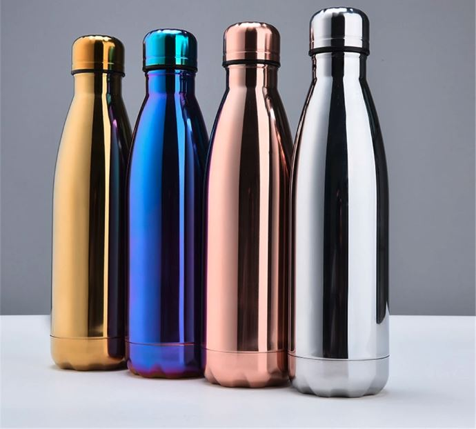 Insulated Stainless Steel Thermos Vacuum Water Bottle