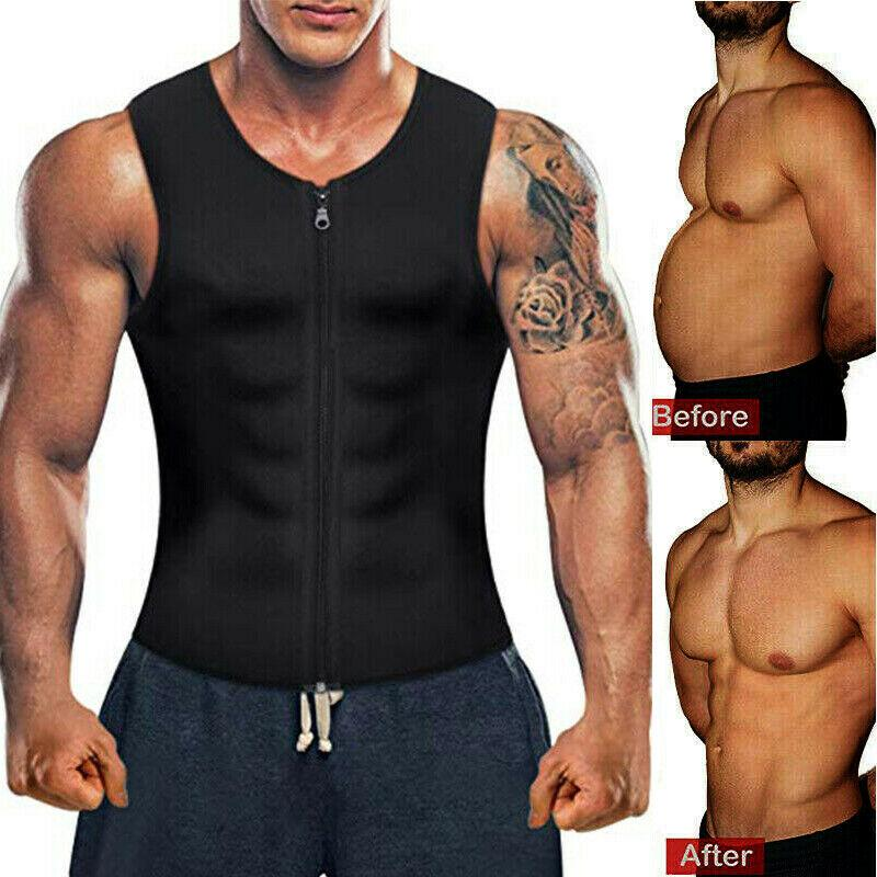Men's Body Slimming Vest Shaper