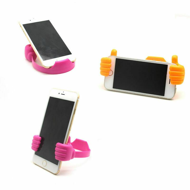 Thumbs-up Universal Adjustable Lazy Phone Stand Holder danyounger