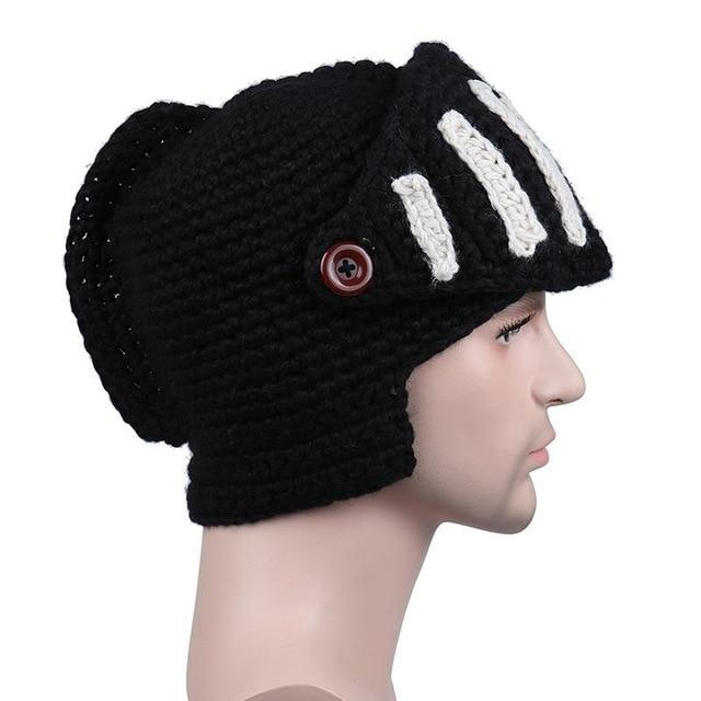 Roman Knight Beanies Fashion Accessories Urban Pronto MA058 Black One Size