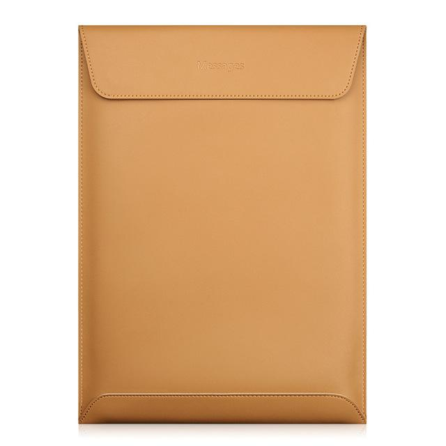 Leather Sleeve for Macbook Urban Pronto Vertical style For Air 11 inch