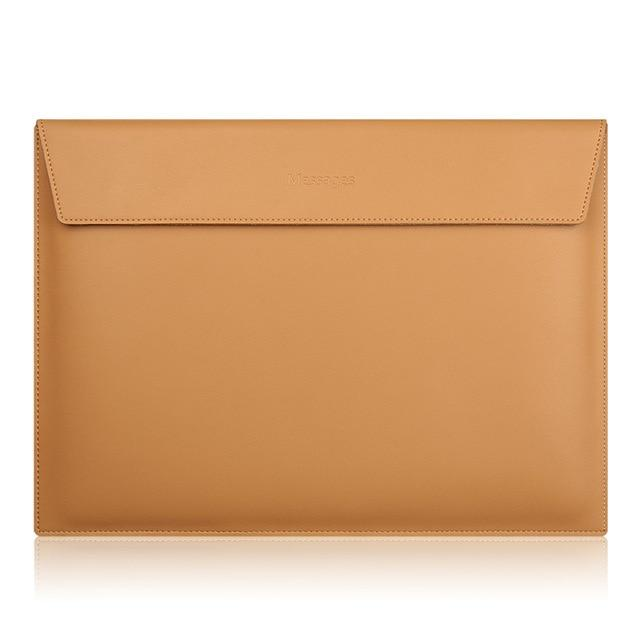 Leather Sleeve for Macbook Urban Pronto Horizontal style For Air 11 inch