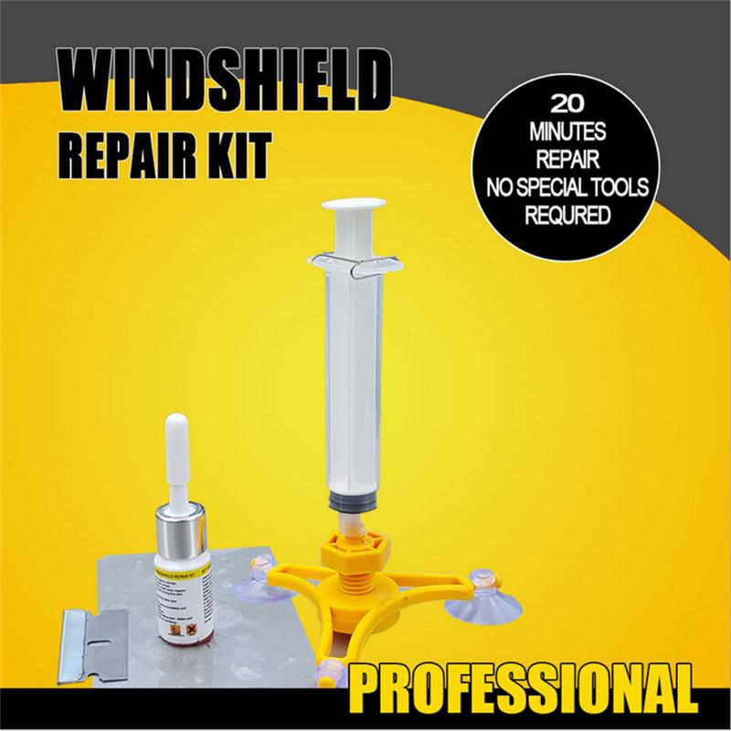 DIY Car Windshield Repair Kit Urban Pronto
