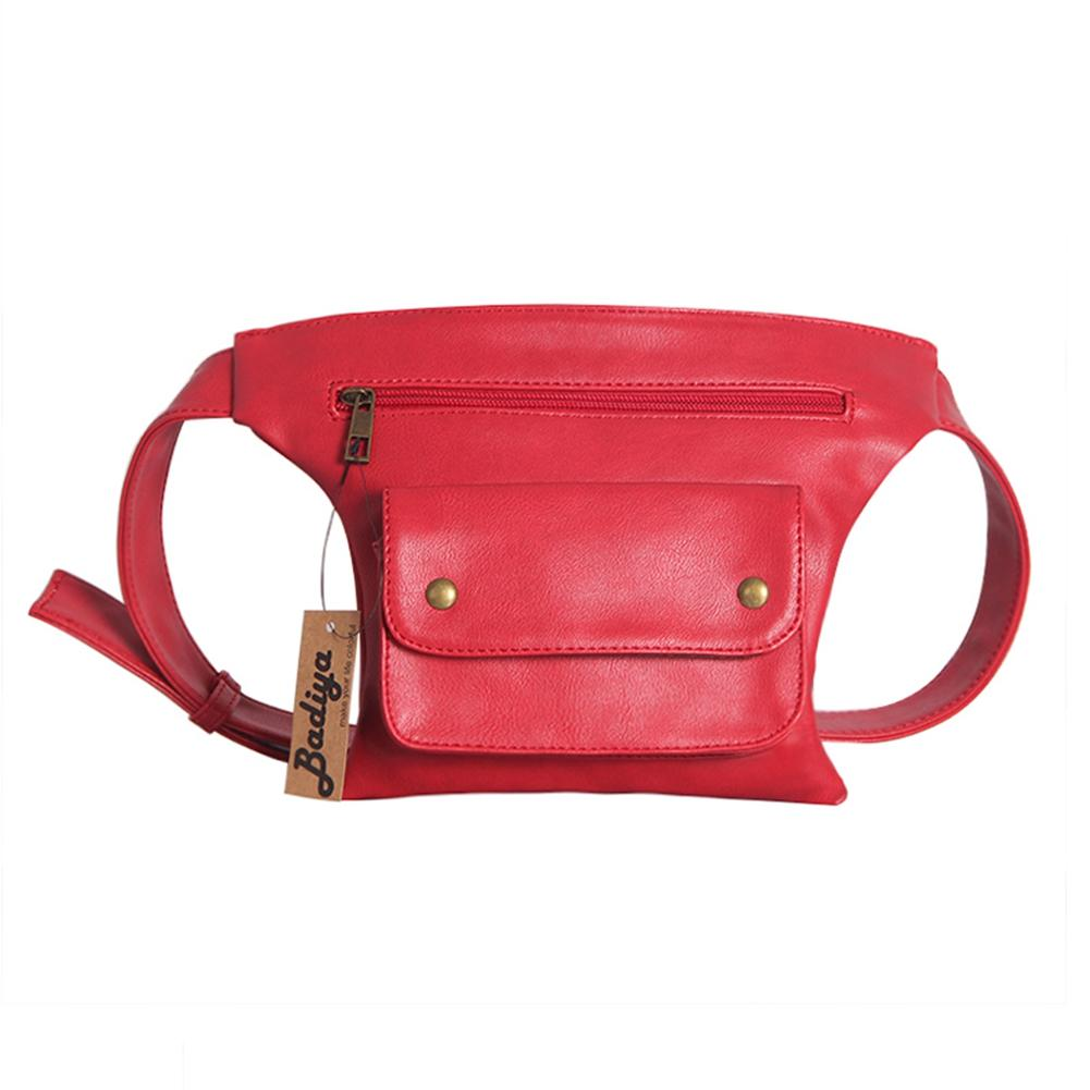 Leather Waist Bag Urban Pronto