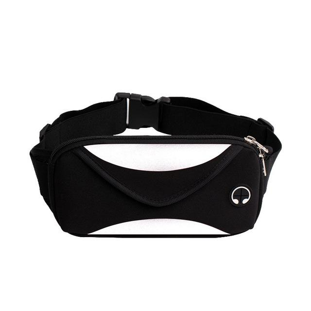 Waterproof Waist Bag Fanny Pack Urban Pronto White