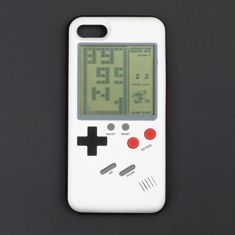 Gameboy Phone Case Gadgets UrbanPronto White For IP X
