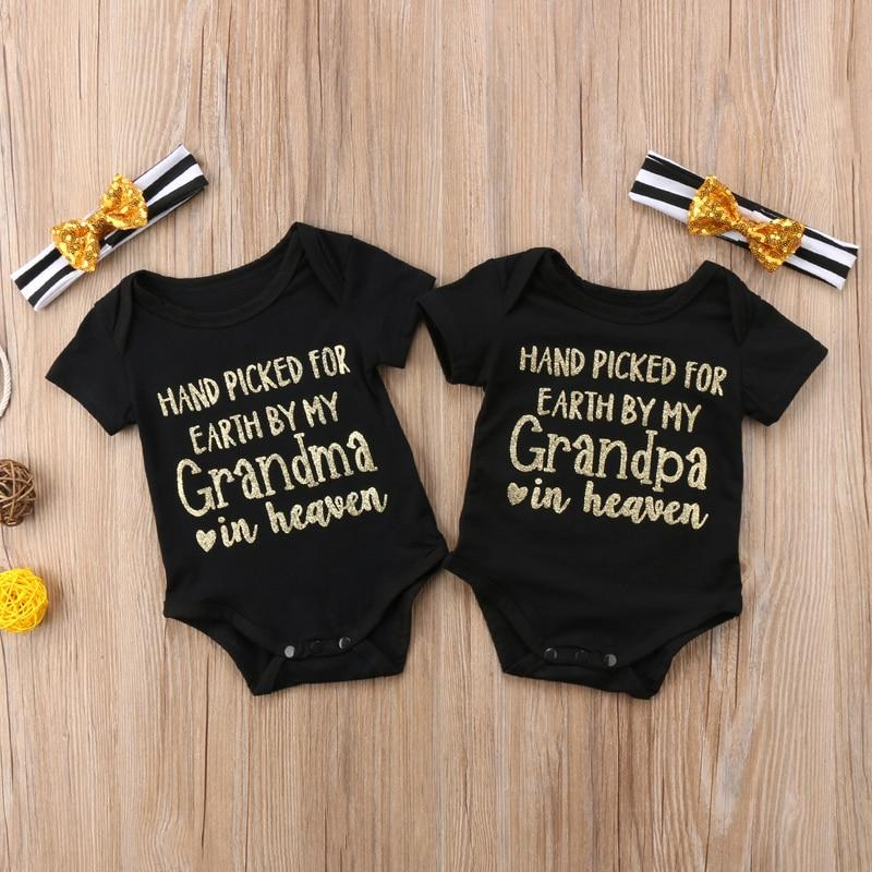 Short Sleeve Baby Romper Jumpsuit Urban Pronto