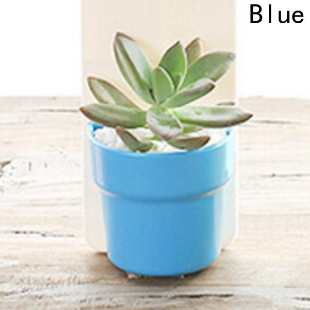 Raining Cloud Hanging Plant Flower Pot Urban Pronto Blue