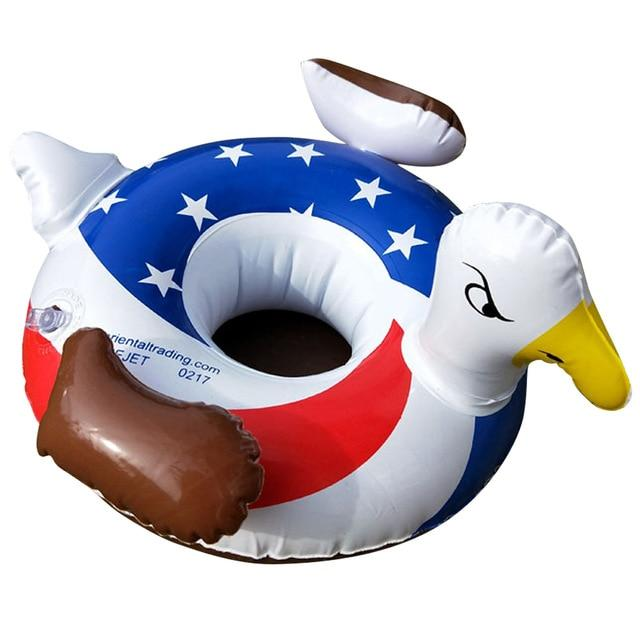 Inflatable Pool and Beach Cup Holders Urban Pronto Eagle