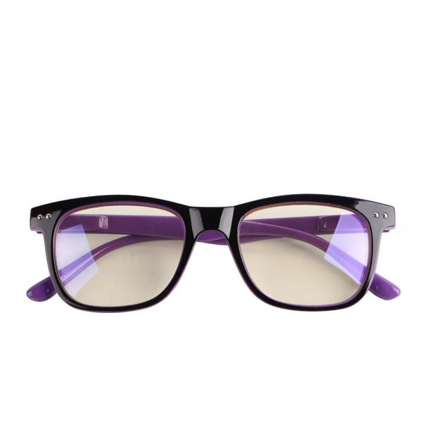 Men's & Women's Blue Light Blocking Anti Eye Fatigue Glasses Urban Pronto Purple