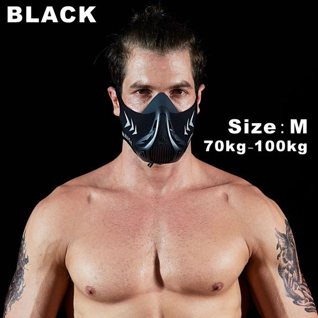 Altitude SportsTraining Fitness Mask Urban Pronto Black M
