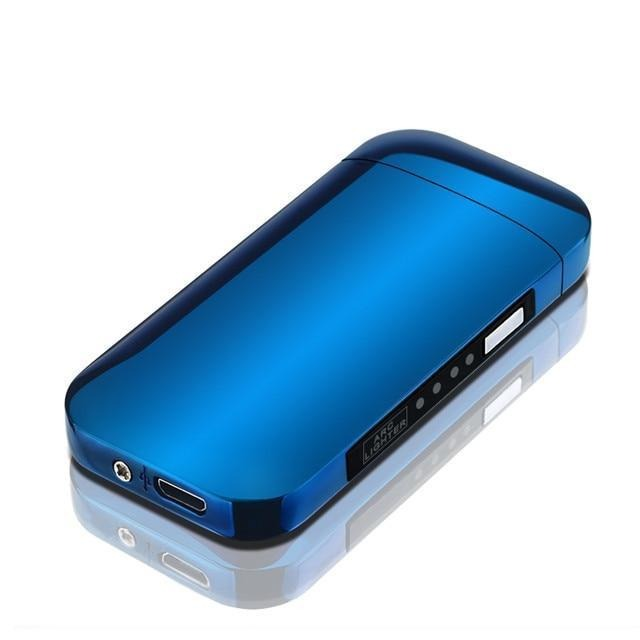 Rechargeable USB Lighter Urban Pronto Blue