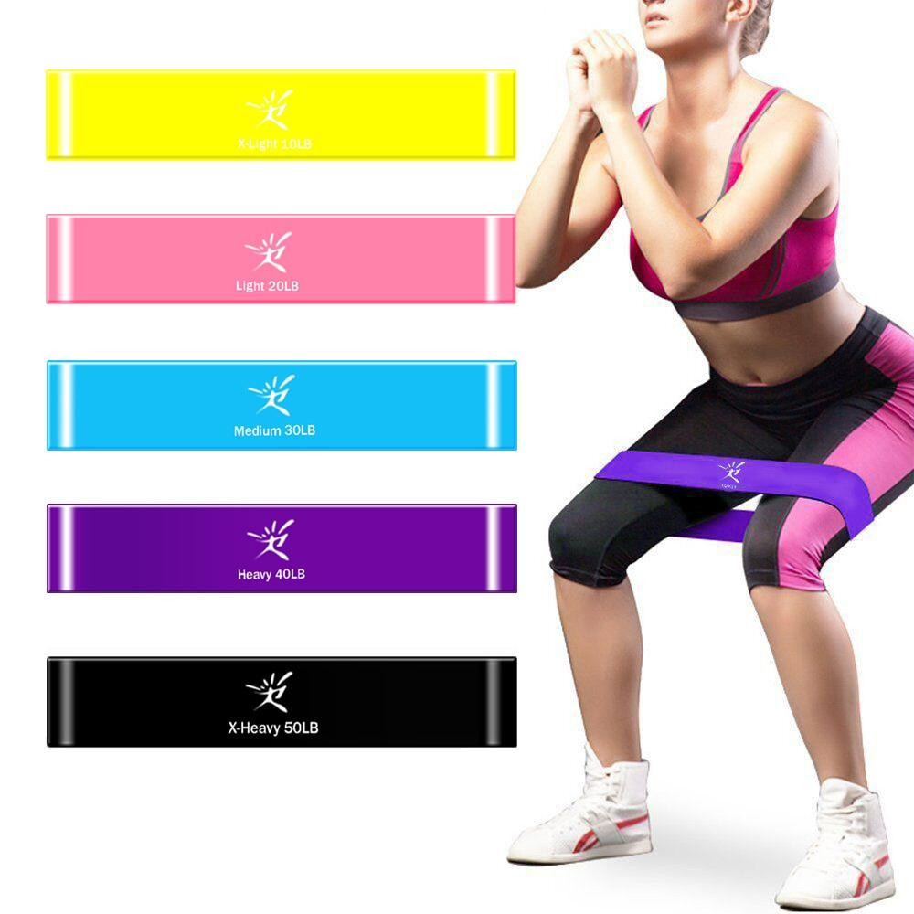 Latex Resistance Fitness Bands Urban Pronto