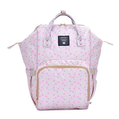 Mummy Bag Urban Pronto Pink Ring