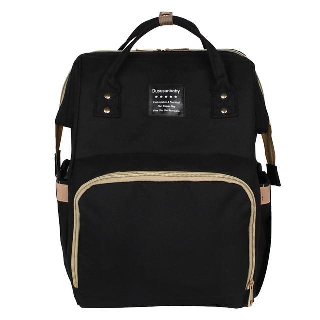 Mummy Bag Urban Pronto Black