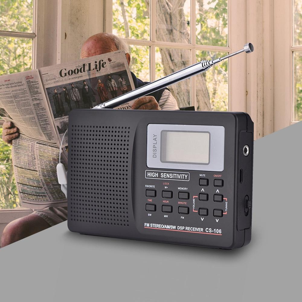 AM/FM Radio Urban Pronto