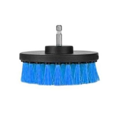 Power Scrubber Drill Brush Kit Urban Pronto Blue 4 inch