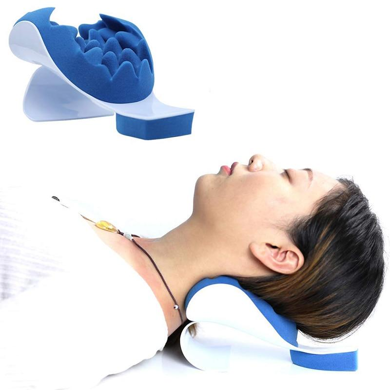 Chiropractic Spinal Neck Pillow